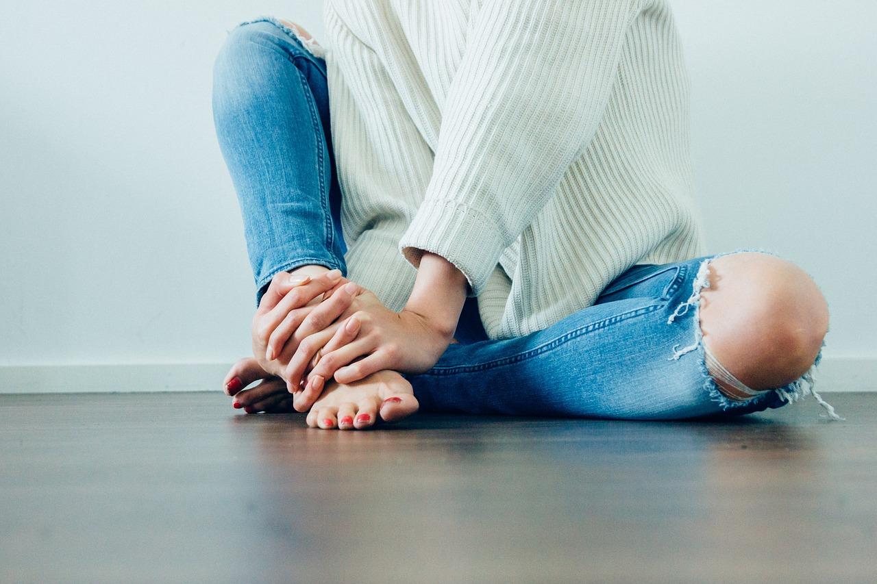 Skokanské koleno - ako sa starať o boľavé namáhané koleno?