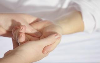 Vážne úrazy, strata jemnej motoriky a úloha fyzioterapie
