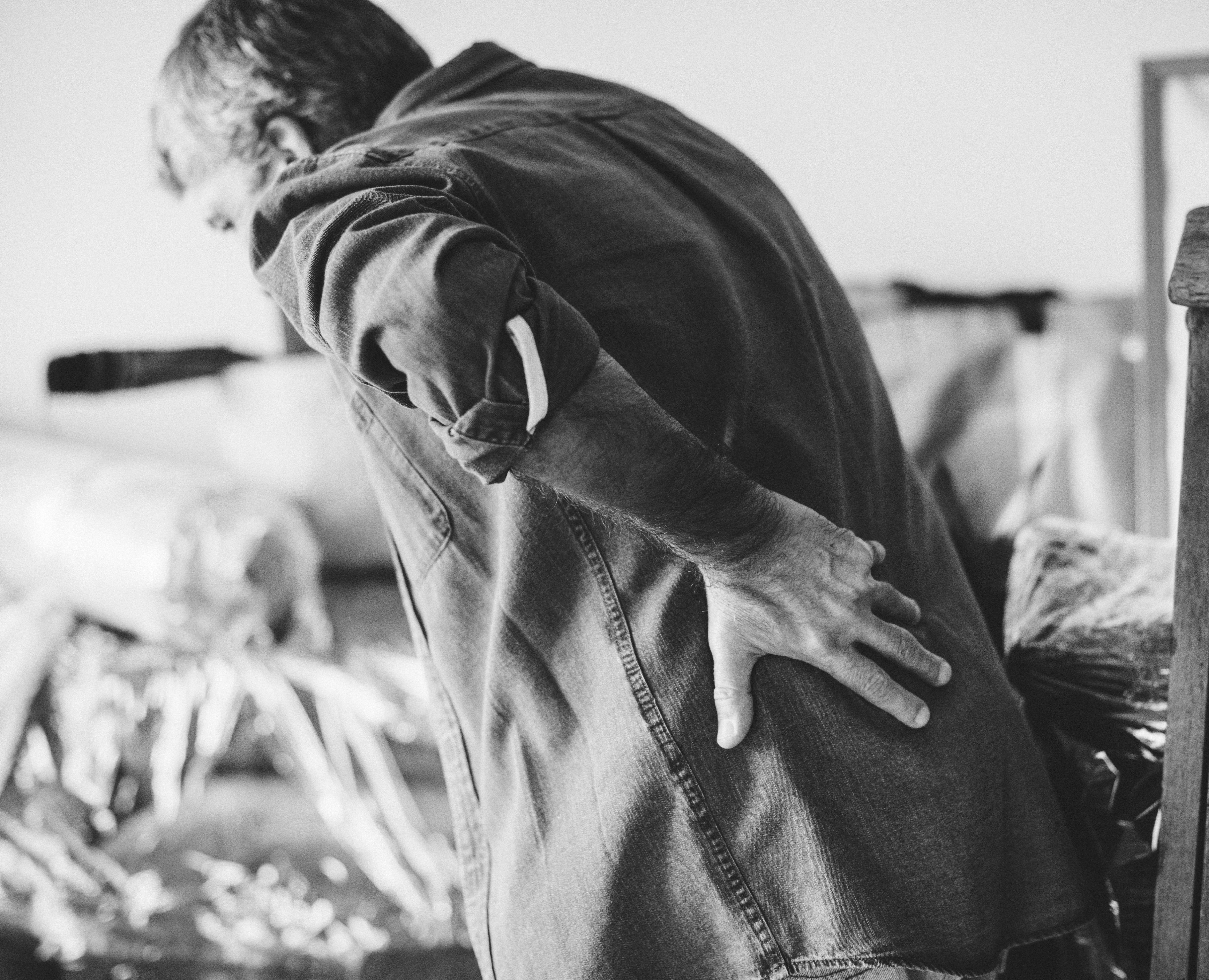Lumbago alebo bolesť v krížoch - Jeho druhy, príznaky, cvika a liečba