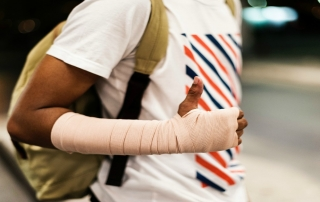 Zlomenina lakťa a predlaktia: rekonvalescencia a cvičenie