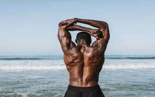 Zlomenina ramena: rekonvalescencia a cvičenie
