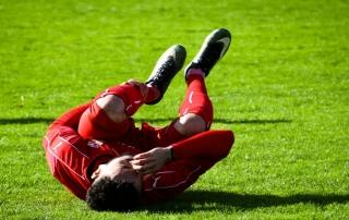 Zlomenina jabĺčka: s pravidelným cvičením obnovíte pohyblivosť