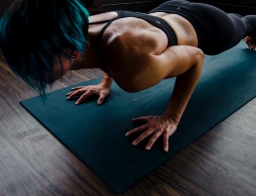 Vyskúšajte tieto cviky na lopatky pre krajší chrbát