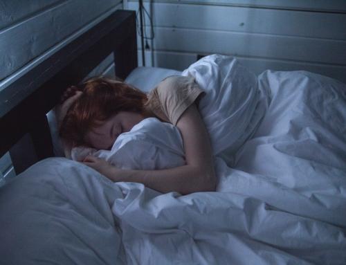Spánok vplýva na celé telo, mal by byť preto zdravý