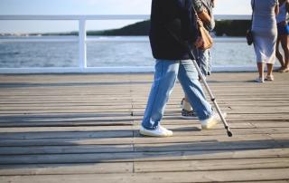 Takto prebieha rehabilitácia po operácii bedrového kĺbu