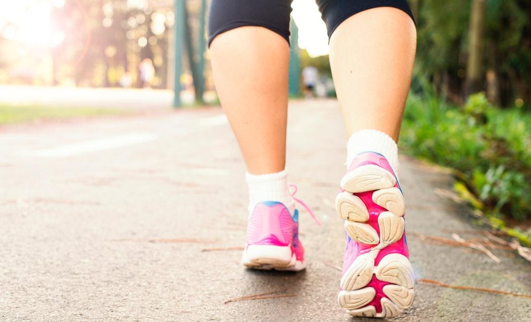 Správna technika chôdze je základnou súčasťou pohybu
